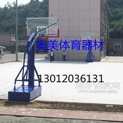 篮球架尺寸安装图、青少年篮球架厂家图片