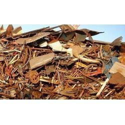 回收金属物质、昆山华宇环保再生资源、回收金属物质厂图片