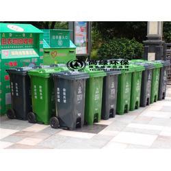 长沙尚绿环保_塑料垃圾桶_湖南塑料垃圾桶厂家图片