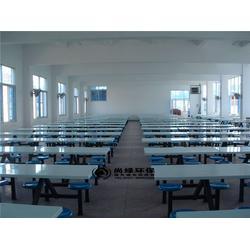 餐桌椅,长沙尚绿环保,益阳工厂食堂餐桌椅图片