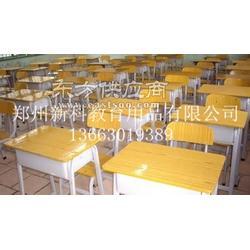 供应课桌椅 网吧桌子 学校学生课桌椅 培训课桌椅图片