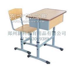 课桌椅,环保课桌椅,小学生课桌椅-新科教育用品图片