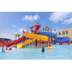 珠海大型水上乐园_大型水上乐园设备 水滑梯_广州懋能精品图片