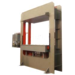 山东海广板材设备 预压机生产厂家-保定预压机图片