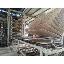 刨花板成套设备生产厂家-刨花板成套设备-海广木业机械厂图片