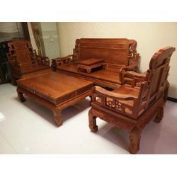 红酸枝家具采购 大城昭瑞红木家具厂(在线咨询) 红酸枝家具图片