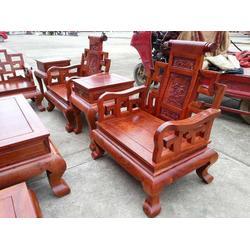 红酸枝家具 大城县昭瑞红木家具厂 红酸枝家具商图片