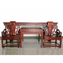 红酸枝家具生产厂家 大城昭瑞红木家具厂 红酸枝家具图片