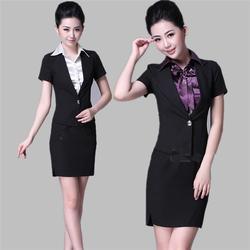 职业装供应商|赢雅制衣|惠州职业装图片