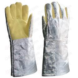 耐高溫手套-蘇州益安良勞保手套-耐高溫手套加長圖片