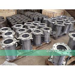 循环泵增压泵金属伸缩软管不锈钢法兰连接品质保证图片