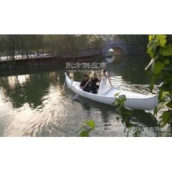 出售婚纱摄影专业定做贡多拉船 各类道具木船制造图片