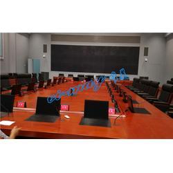 无纸化会议系统终端翻转一体机,南京唯美,合肥无纸化会议系统图片