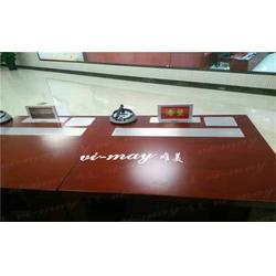 电子桌牌厂家、南京唯美、南平电子桌牌
