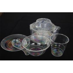 一次性水晶餐具,一次性水晶餐具,鸿泽塑业图片