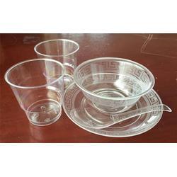 水晶餐具,鸿泽塑业,合肥水晶餐具图片