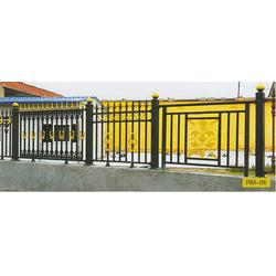 宁德市铝艺栏杆-优质铝艺栏杆-铭润金属(优质商家)图片