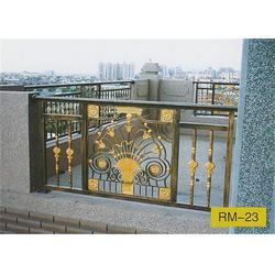 铝艺阳台护栏报价,武威市铝艺阳台护栏,铭润金属图片