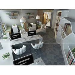 昆明办公场所设计、哲创装饰(在线咨询)、昆明办公场所设计案例图片