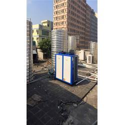 空气能热水器安装、科乃信、空气能热水器图片