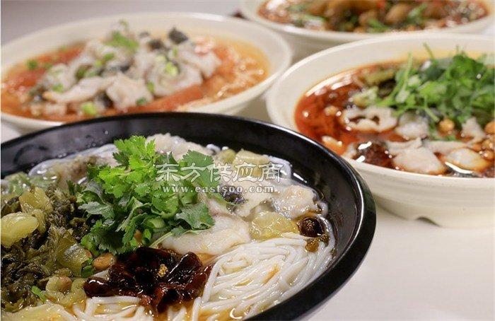 酸菜鱼米线,喜味餐饮(在线咨询),酸菜鱼米线培训哪家好图片