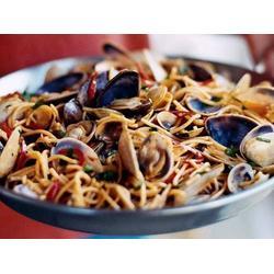 喜味餐饮(推荐商家)、海鲜焖面图片