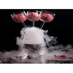 喜味餐饮(图)、学液氮冰淇淋技术、液氮冰淇淋图片
