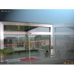 安装多玛自动门、维修感应玻璃门、荔湾区沙面安装图片