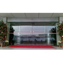 荔湾区南源感应门_平移玻璃感应门_安装自动玻璃门(优质商家)图片