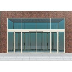 南区感应门-中山安装自动玻璃门-感应门维修图片