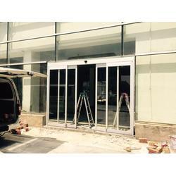 多玛感应门维修,佛山安装玻璃感应门,南海多玛感应门图片