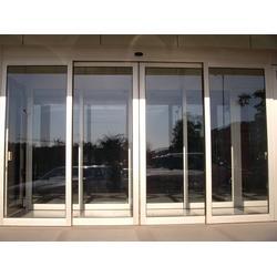 松下玻璃感應門-江門蓋澤感應門安裝-鶴城玻璃感應門圖片