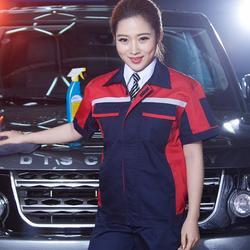 女式工作服、武汉江夏区工作服、朝盈服装图片