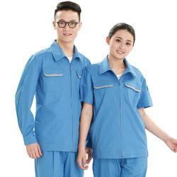 防静电工作定做、工作服厂家(在线咨询)、荔湾区工作服定做图片