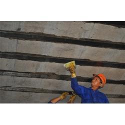 重庆毅实加固公司(图)-碳纤维加固砼板-徐汇区碳纤维加固图片