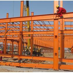 钢结构厂房、钢结构、正捷钢结构图片