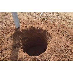 挖坑机、便携式小型挖坑机、高密益丰机械(优质商家)图片