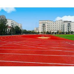 靖江塑胶跑道_广州帝森_GB36246塑胶跑道材料图片
