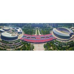 无溶剂塑胶跑道找陶氏、成都塑胶跑道、广州帝森(查看)图片