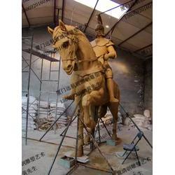 电视小说人物雕塑定制 卡通人物雕塑-人物雕塑图片