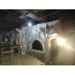 游乐门口水泥雕塑,三明水泥雕塑,假山假树水泥雕塑定制(查看)图片