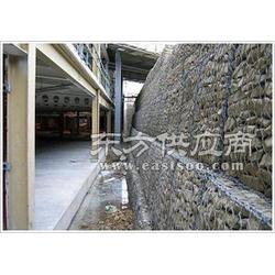 钢丝网厂镀锌重型六角网 石笼网箱 格宾网 钢丝石笼网 网片图片
