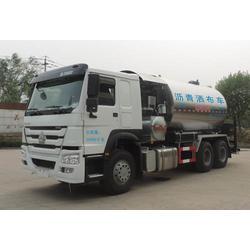 秦皇岛沥青洒布车| 济南中鲁特种汽车|沥青洒布车出售图片