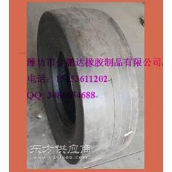 供应750-15光面矿井铲运机轮胎压路机轮胎图片