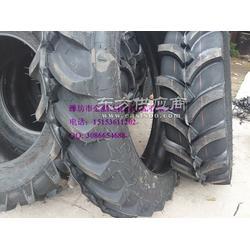 农用12.4-48人字花纹拖拉机轮胎 正品供货商图片