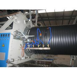 缠绕管生产线_大口径缠绕管生产线_优尼科塑机(优质商家)图片