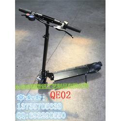 电动滑板车哪家好,滑板车认准精微铝,兰溪滑板车图片