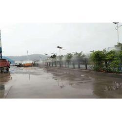 南京围挡喷淋-南京圣仕达-除尘围挡喷淋厂家图片