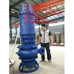 潜水渣浆泵|潜水渣浆泵厂家|带搅拌潜水渣浆泵图片