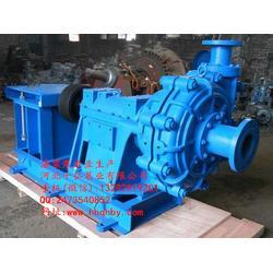 ZGB重型渣浆泵 渣浆泵厂家 100ZGB渣浆泵结构图图片